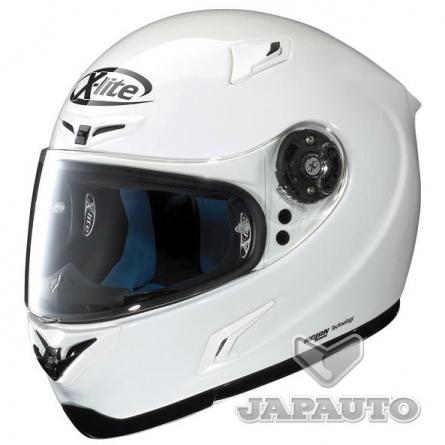 casque int gral x lite x802r start blanc japauto accessoires equipement pilote pour moto et. Black Bedroom Furniture Sets. Home Design Ideas