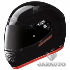 Casque X-lite X603 Red Effect Noir