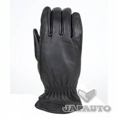 Gants cuir Five CLASSIC LONG Noir