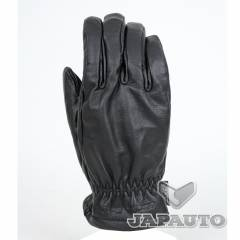 Gants cuir Five CLASSIC SHORT Noir