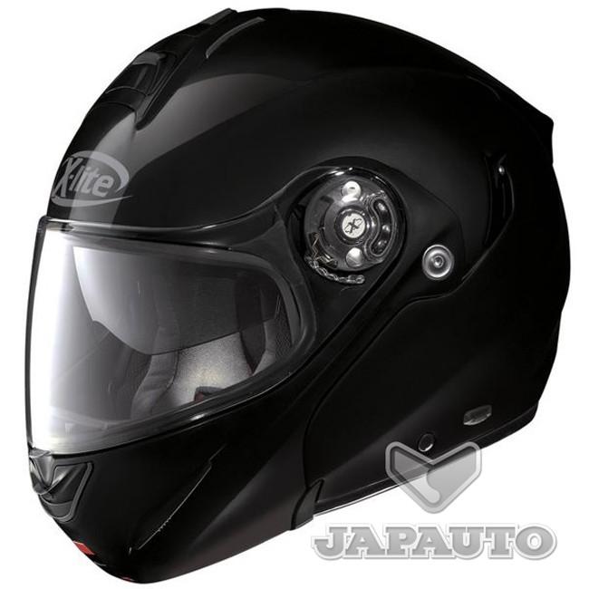 casque modulable x lite x1003 noir japauto accessoires equipement pilote pour moto et scooter. Black Bedroom Furniture Sets. Home Design Ideas