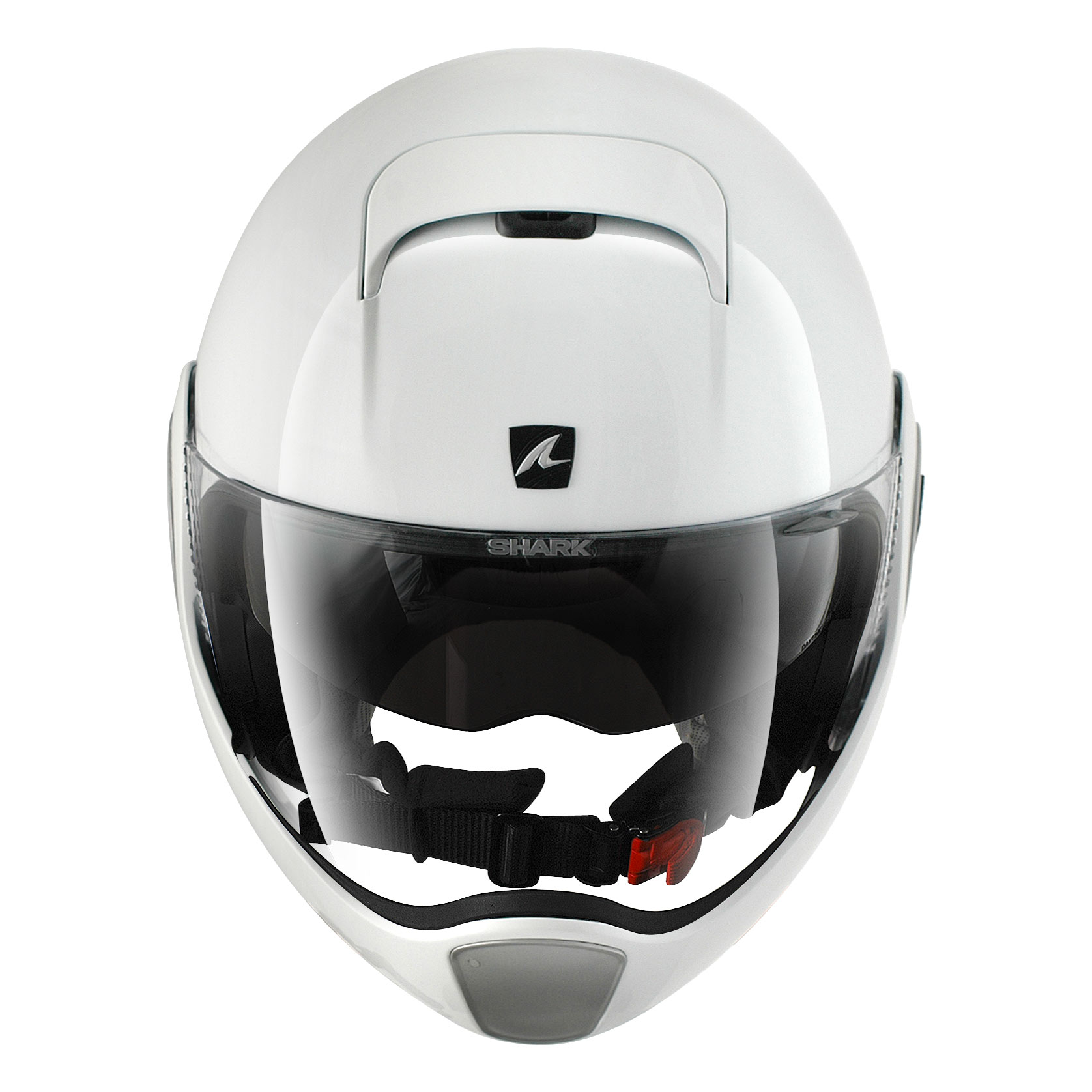 casque int gral shark vantime blanc japauto accessoires equipement pilote pour moto et scooter. Black Bedroom Furniture Sets. Home Design Ideas