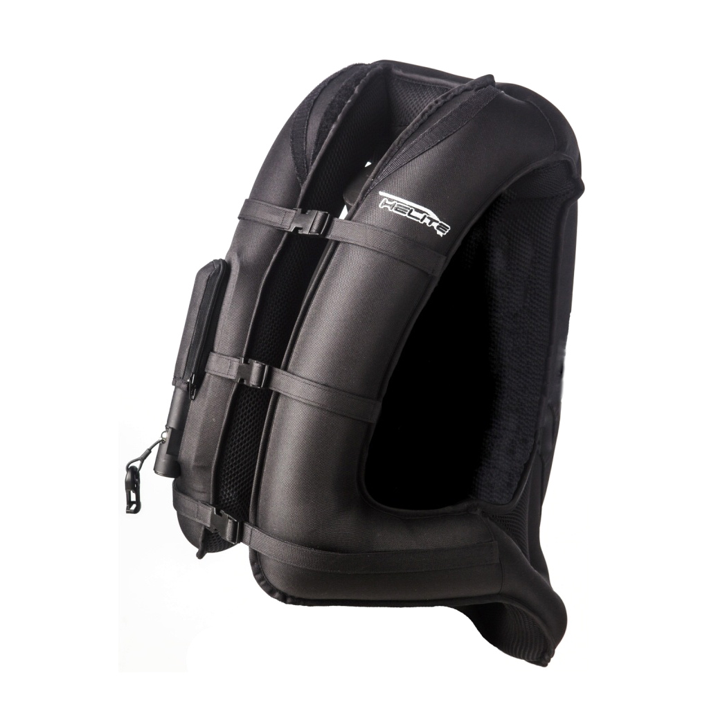 gilet airbag noir unisexe japauto accessoires. Black Bedroom Furniture Sets. Home Design Ideas