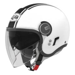 Casque Nolan N21 Visor Duetto Brillant