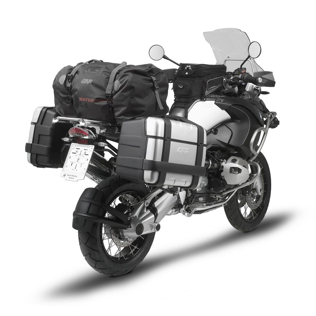 sac etanche 40l givi japauto accessoires equipement pilote pour moto et scooter. Black Bedroom Furniture Sets. Home Design Ideas