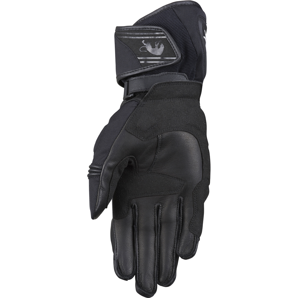 gants furygan must noir japauto accessoires equipement pilote pour moto et scooter. Black Bedroom Furniture Sets. Home Design Ideas