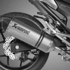 Silencieux Akrapovic Honda NC750X 2014/2015