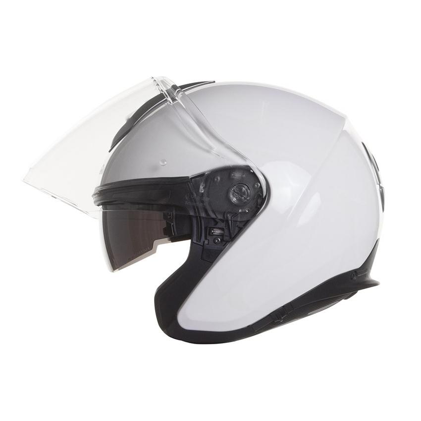 casque m1 vienne blanc schuberth casque jet casque japauto. Black Bedroom Furniture Sets. Home Design Ideas