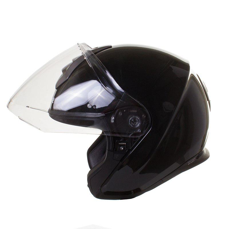 casque m1 berlin noir schuberth casque jet casque japauto accessoires. Black Bedroom Furniture Sets. Home Design Ideas