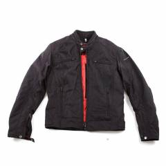 Blouson Helstons DISTRICT MESH Noir