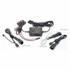Chargeur Tecno Globe GSM et GPS