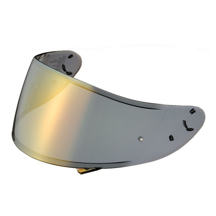 Ecran Shoei CWR1 NXR IRIDIUM GOLD