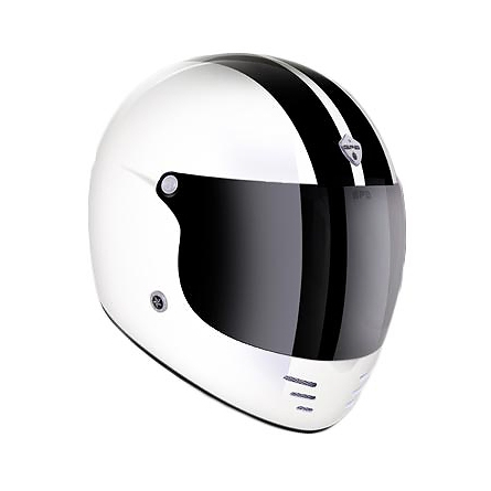 casque pure stripe gpa casque int gral casque moto japauto accessoires. Black Bedroom Furniture Sets. Home Design Ideas