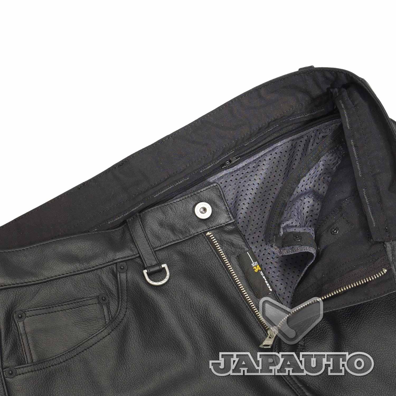pantalon spidi cruiser japauto accessoires equipement pilote pour moto et scooter. Black Bedroom Furniture Sets. Home Design Ideas