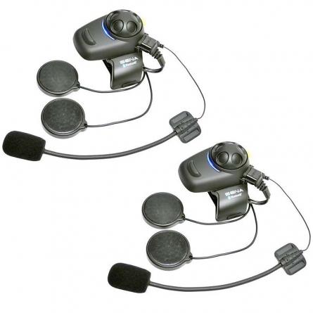 kit mains libres sena bluetooth smh5 fm dual japauto accessoires equipement pilote pour moto. Black Bedroom Furniture Sets. Home Design Ideas