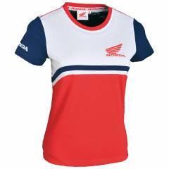 T-shirt Racing Honda 16 Femme