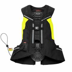 Gilet Spidi Full DPS NECK Jaune
