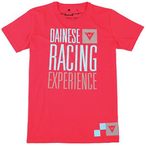 t shirt dainese racing experience t shirt homme japauto. Black Bedroom Furniture Sets. Home Design Ideas