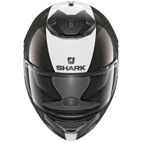 casque shark spartan carbon skin casque int gral shark japauto accessoires. Black Bedroom Furniture Sets. Home Design Ideas