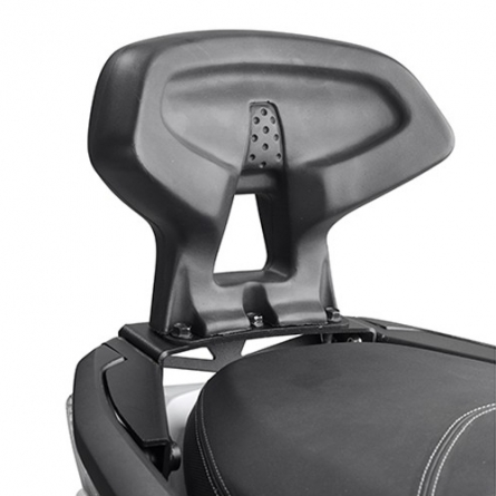 dosseret passager givi honda forza 125 selle moto et scooter japauto accessoires. Black Bedroom Furniture Sets. Home Design Ideas