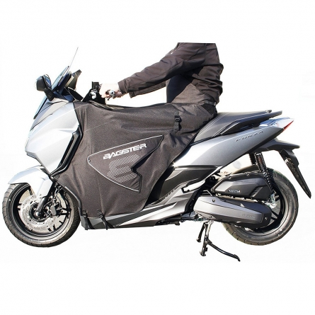 bagster boomerang forza 125 tablier scooter japauto. Black Bedroom Furniture Sets. Home Design Ideas