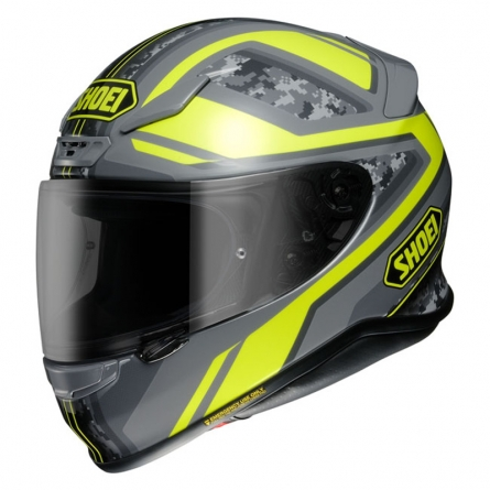 Casque Shoei NXR Parameter TC3