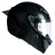 Casque Intégral AGV Pista GP R – Glossy Carbon profil droite