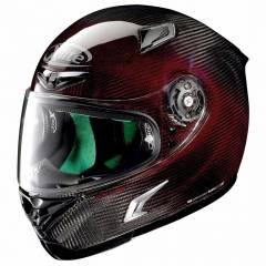 Casque X-Lite X802RR Ultra Carbon Nuance Rouge