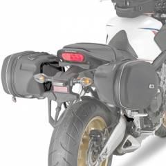 Supports pour sacoches cavalières Easylock Givi CB 650 F