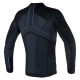 T Shirt Dainese D-Core Aero Tee Noir Bleu de dos