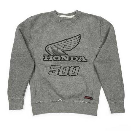 Sweat-shirt Honda Crew 500