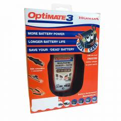 Chargeur de batterie OPTIMATE 3 Honda