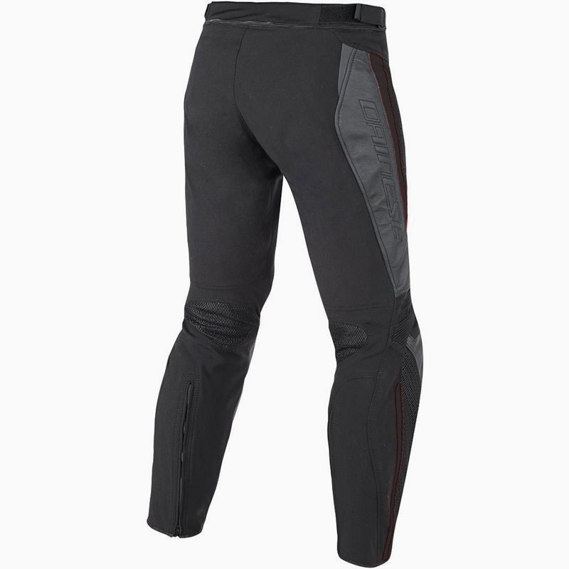 pantalon dainese mig leather tex pantalon moto. Black Bedroom Furniture Sets. Home Design Ideas