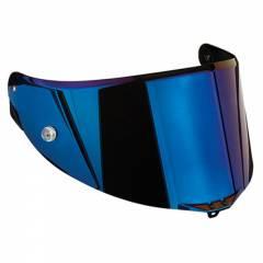 Visor AGV Race 3 As Iridium Bleu