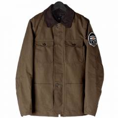 Blouson Spidi Originals WP Kaki de face