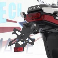 Support de plaque Evotech Honda X-ADV