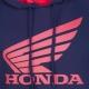 Détail du sweat-shirt Honda Racing