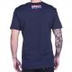 Dos du t-shirt Honda HRC Bleu