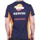 T-shirt Repsol Honda de dos