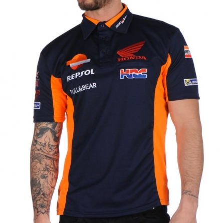 Polo Team Repsol Replica