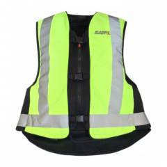 Gilet Hi-Airbag R-Connect jaune