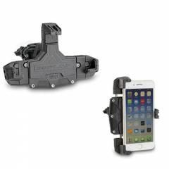 Support smartphone universel GIVI S920L SMART CLIP Large
