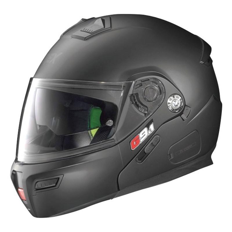 casque nolan g9 1 evolve kinetic noir mat japauto accessoires equipement pilote pour moto et. Black Bedroom Furniture Sets. Home Design Ideas
