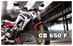 Accessoires CB 650 F