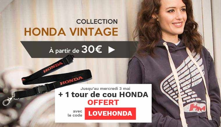 Collection Honda Vintage