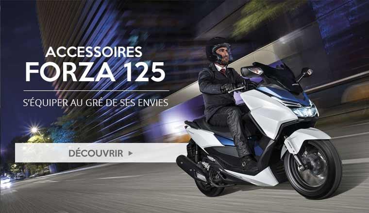 Accessoires Honda Forza 125