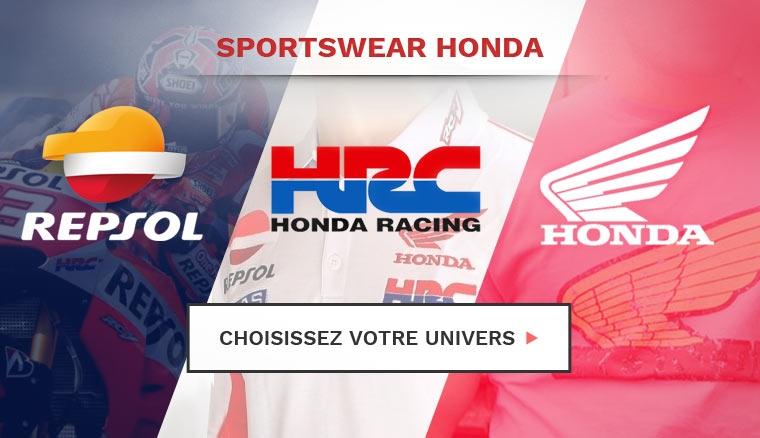 Univers Sportswear Honda