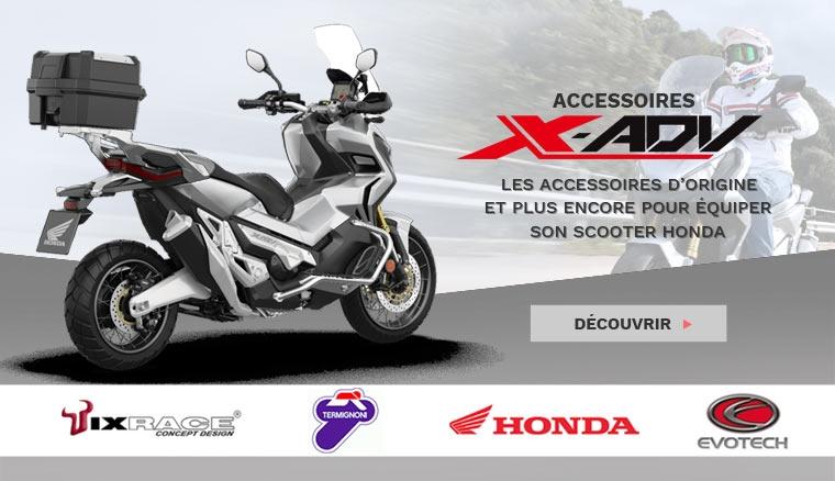 Accessoires X-ADV