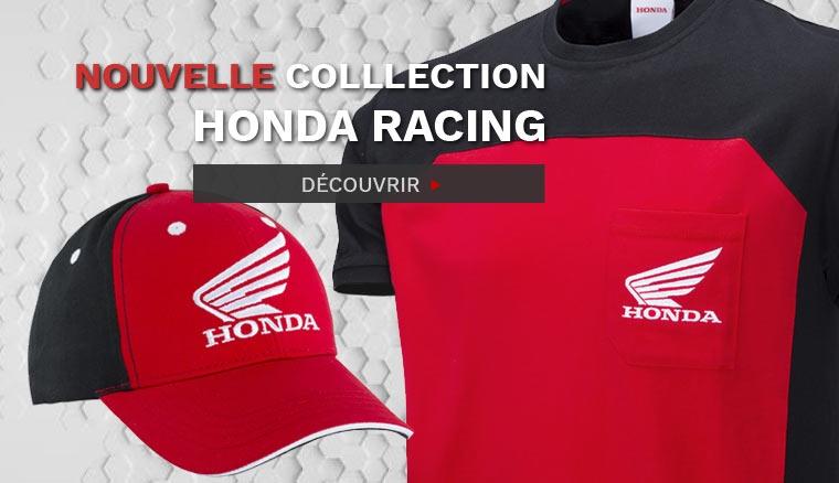 Nouvelle collection Honda 2018