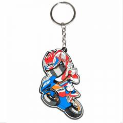 Porte-clé #69 Nicky Hayden Motorbike